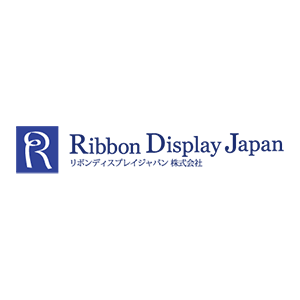 Ribbon Display Japan